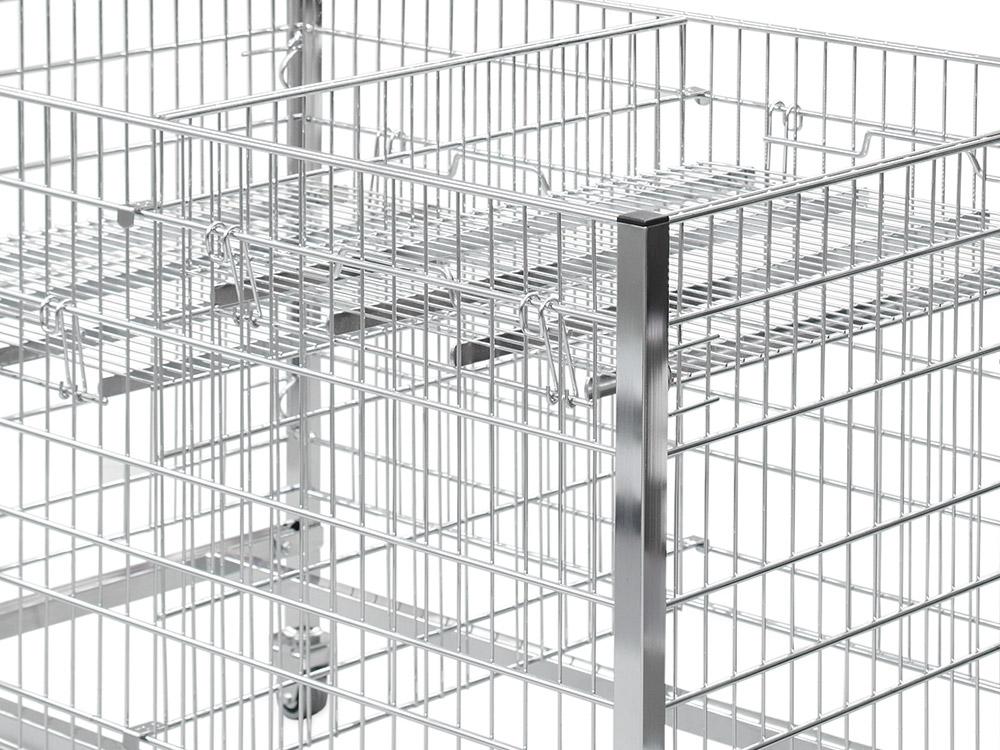 Kesseböhmer Storefixtures » Wire products